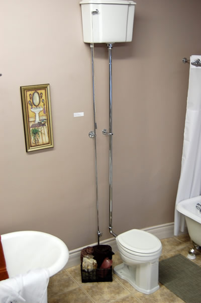Pull Chain Toilet - KN252C-0