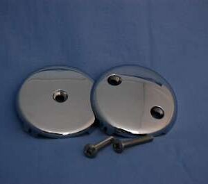 One Hole Overflow Plate - KN522C-0