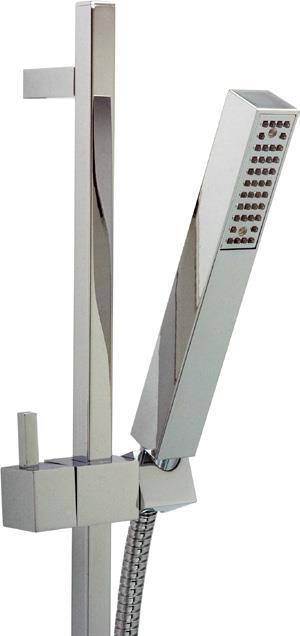 SQ40 wall bar kit-530