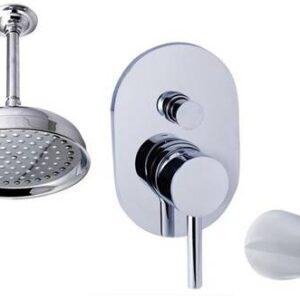 Ceiling mount tub & shower set