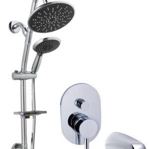Hydra Spa tub & shower set