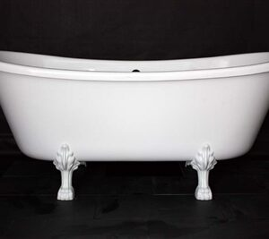 French Bateau claw tub