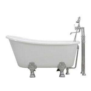"54"" Swedish Slipper claw tub"