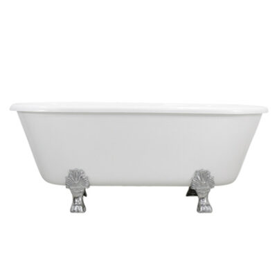 "67"" double ended claw tub"